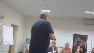 Art-стиль - Лекции от шеф-технолога компании Lakme Сергея Кармакова - видео 4