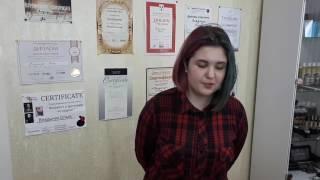 Школа-студия визажа Владычук Ольги - Видеоотзывы - видео 3