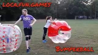 LOCA - Видео с бампербола - видео 1