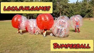 LOCA - Видео с бампербола - видео 2